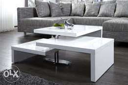 Wenge White coffee / center table