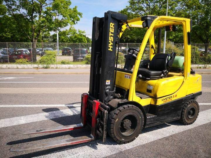 Hyster H3.0ft - 2014