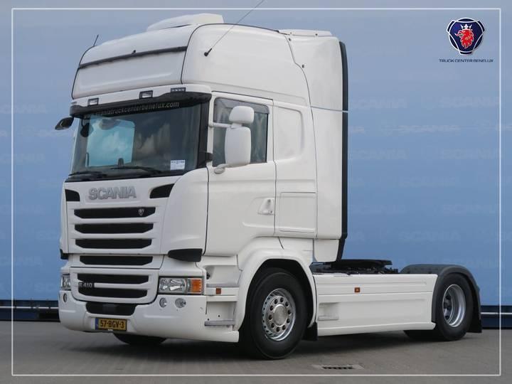 Scania R410 LA4X2MNA | Diff. lock | Stand Klima - 2016