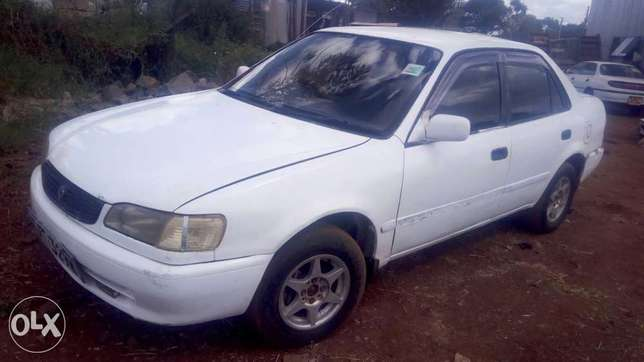 Toyota 111 Auto 4A engine Now selling Ruiru - image 1