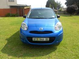 Stock 3265, 2012 Nissan Micra 1.2 Visa + Good condition
