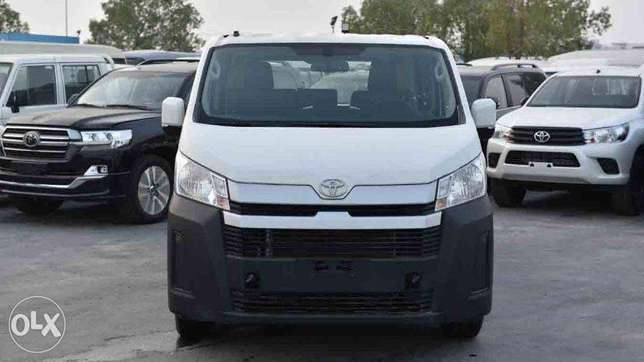 Hiace High Roof Cargo
