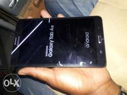 8 inch .galaxy tab 4 simcard enabled with a cracked screen