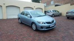 2016 Toyota Corolla Quest with only 6000km on the clock.
