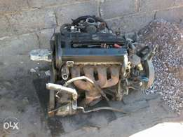 opel 200i complete engine and 5speed gearbox 4 sale