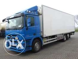 Mercedes-benz Actros 2636 - For Import