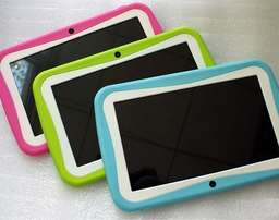 Children Learning Tablet