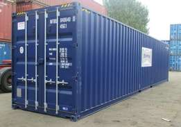 Contact us for your required Sizes & Quantity Of Containers Needed !!