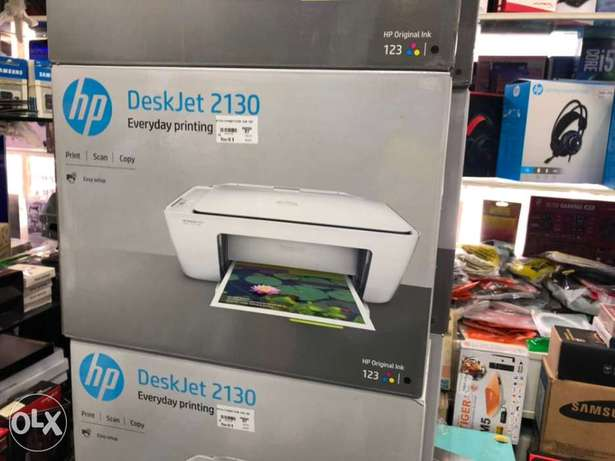 HP Printer 3 in 1 new model 2130
