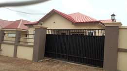 3master bedroom house for sale at adenta oyarifa off road