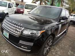 Range autobiography 2014 lime new just 7k
