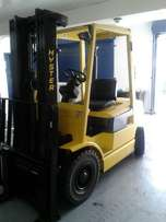 HYSTER XM 2,5 ton doiesel forklift for sale!!