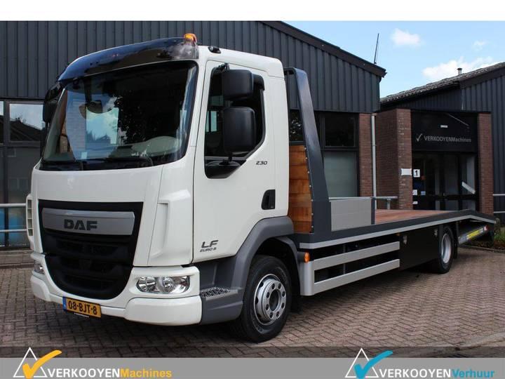DAF LF 230 Oprijwagen - 2018