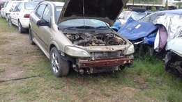 Opel Astra 2003 model 1.8 eco Tech stripping for spares