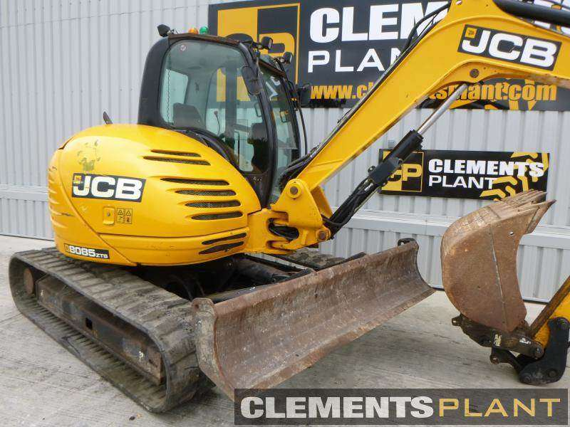 JCB 8085zts Eco - 2012 for sale | Tradus
