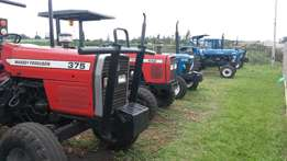 Various Tractors For Sale