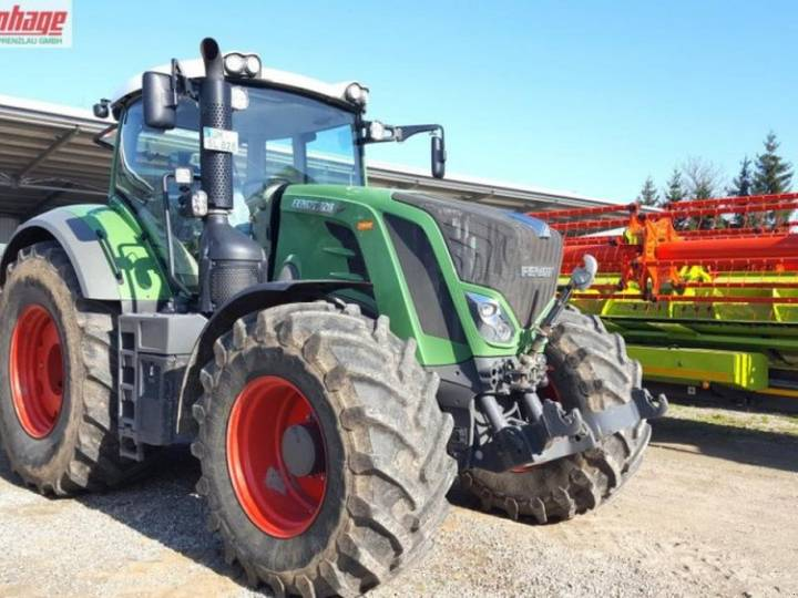 Fendt 828 Vario Profi Plus - 2015