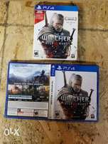 The witcher 3 ps4 game