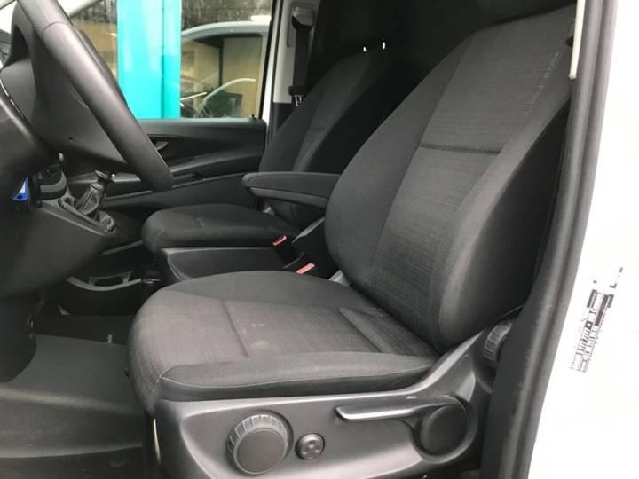 Mercedes-Benz VITO KASTEN 114 CDI LANG KLIMA, AHK, CHROM - 2017 - image 7