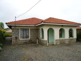 3 Bedroom Bungalow With Dsq for sale, Ngong town