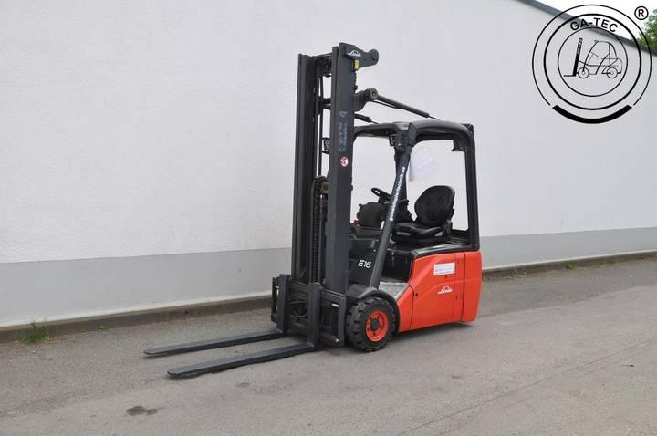 Linde E16c-01 - 2012