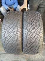 255/55/19 GENERAL GRABBER A/T tyres for sell