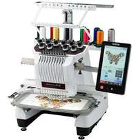 Brother Pr 1050x Industrial Embroidery Machine 10 Needle - 1