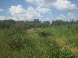 Strategic 50 by 100 ft plot in Jinja-Misindye at 25m