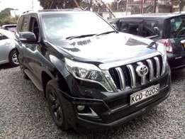 Toyota Prado 2.7 2015 on Sale