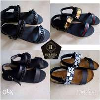Quality leather sandals