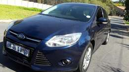 2012 Ford Focus 1.6 5Drs Sports for sale