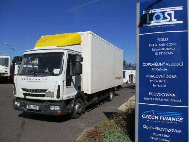 Iveco 75E16 Eurocargo EEV - 2011