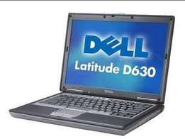 Dell laptop with carrybag