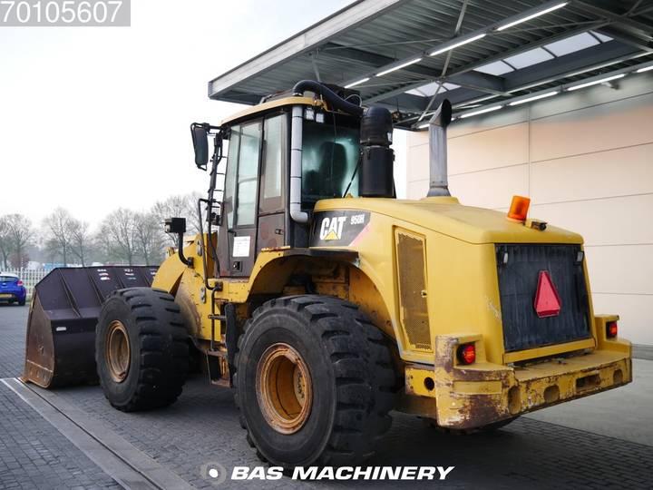 Caterpillar 950H Dutch machine - L5 tyres - 2009 - image 3