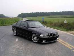 Looking for BMW E36 3-series in good condition