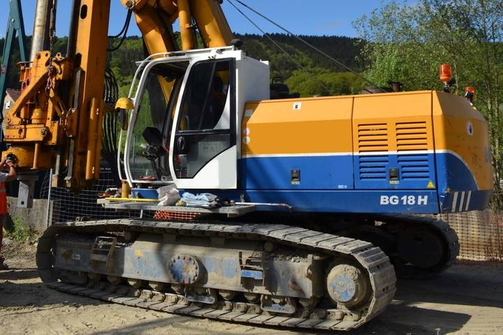 Bauer Bg 18 H - 2012
