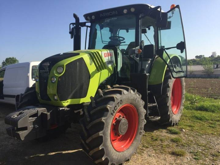 Claas arion 530 cis - 2016