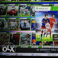 xbox360 games EVERYTHING