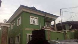 2 bedroom flat for rent within an Estate at Ilupeju – Lagos