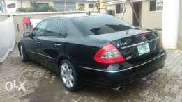 Clean Benz E350 for sale in good condition