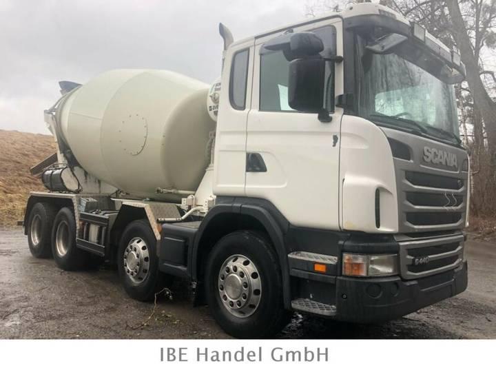 Scania G440 8x4, E5, Schwing Stetter 9m3 NEU - 2011