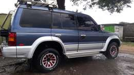 Mitsubishi Pajero on offer