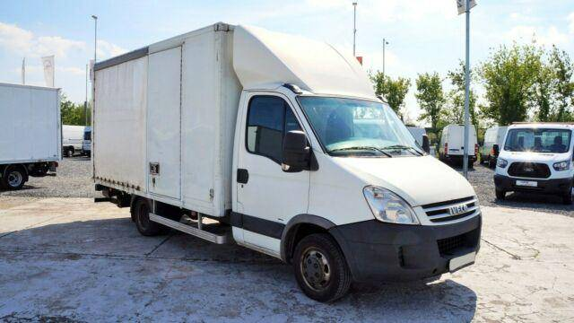 Iveco DAILY 35C12 KOFFER 4,3m / LBW - 2007
