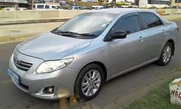 2008 Toyota Corolla 1.4 Professional Still In Good Condition For Sale
