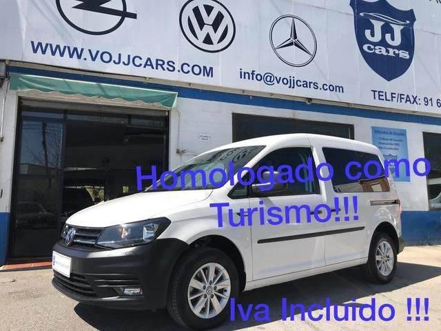 Volkswagen Caddy 2.0tdi Kombi 75kw - 2016