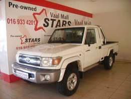 2015 Toyota Land Cruiser 79 4.2 D Single Cab