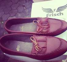 Handcrafted loafers shoe