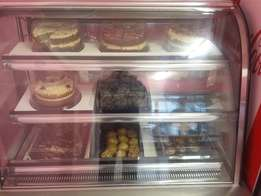 Cake Display Fridge- excellent condition