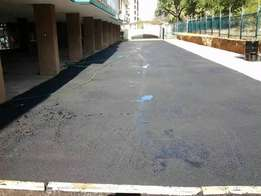 Tarred surfaces/domestic & industrial roads, driveways & parking areas