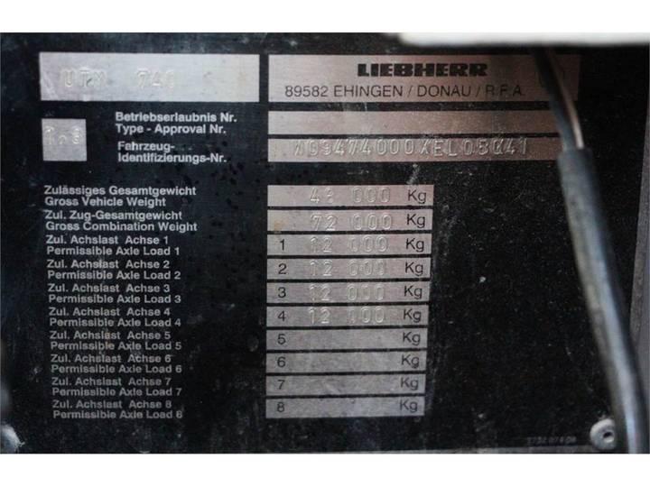 Liebherr LTM1080-1 - 1999 - image 6
